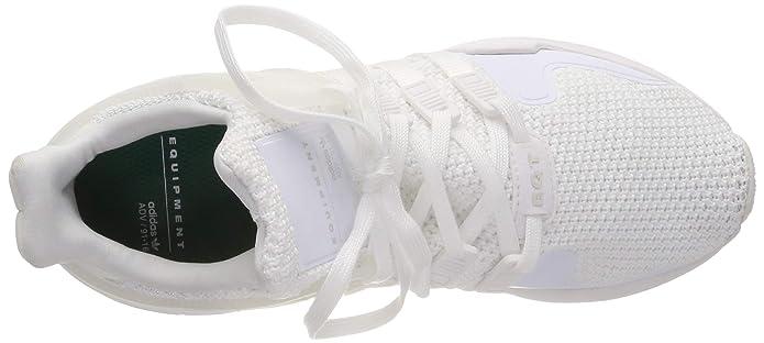 adidas Damen EQT Support ADV W Fitnessschuhe, Weiß Ftwbla/Griuno 000, 41 1/3 EU