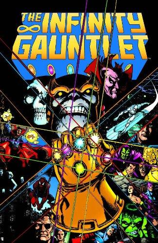 Read Online Infinity Gauntlet (Marvel Comics) PDF