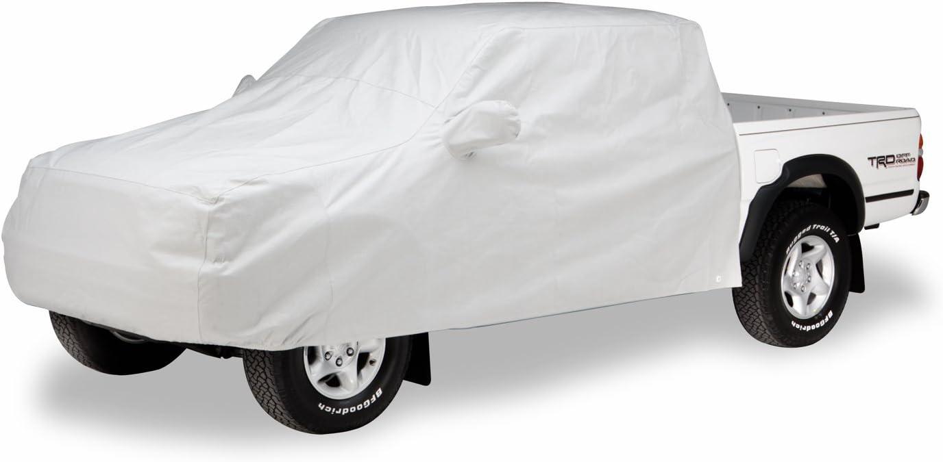 Covercraft Black Custom Cab Area Cover-WeatherShield HP C16923PB