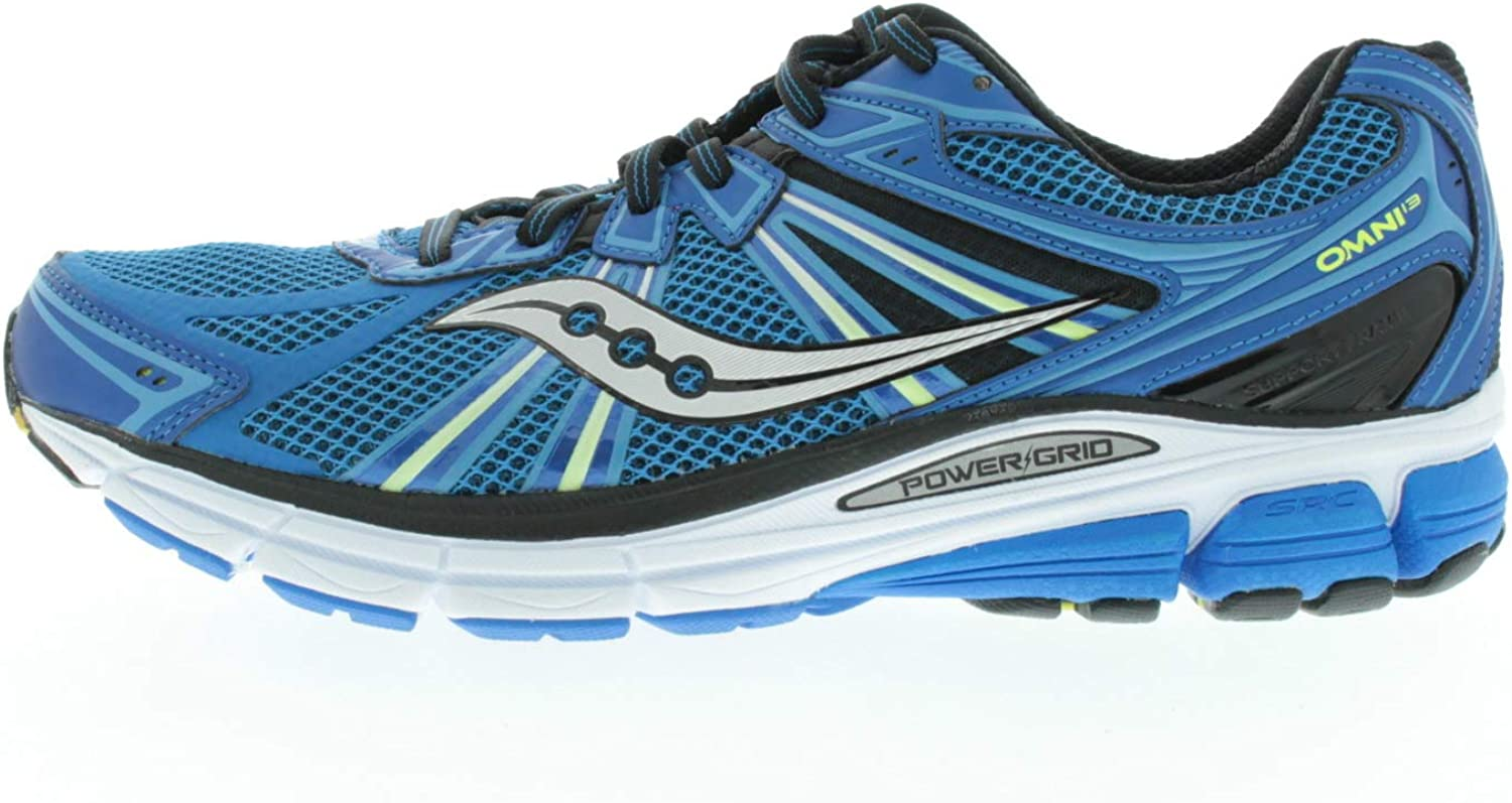 Saucony Omni 13 Running Shoes - 6 Blue