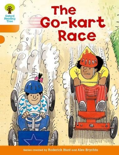 The Go-Kart Race (Oxford Reading Tree)