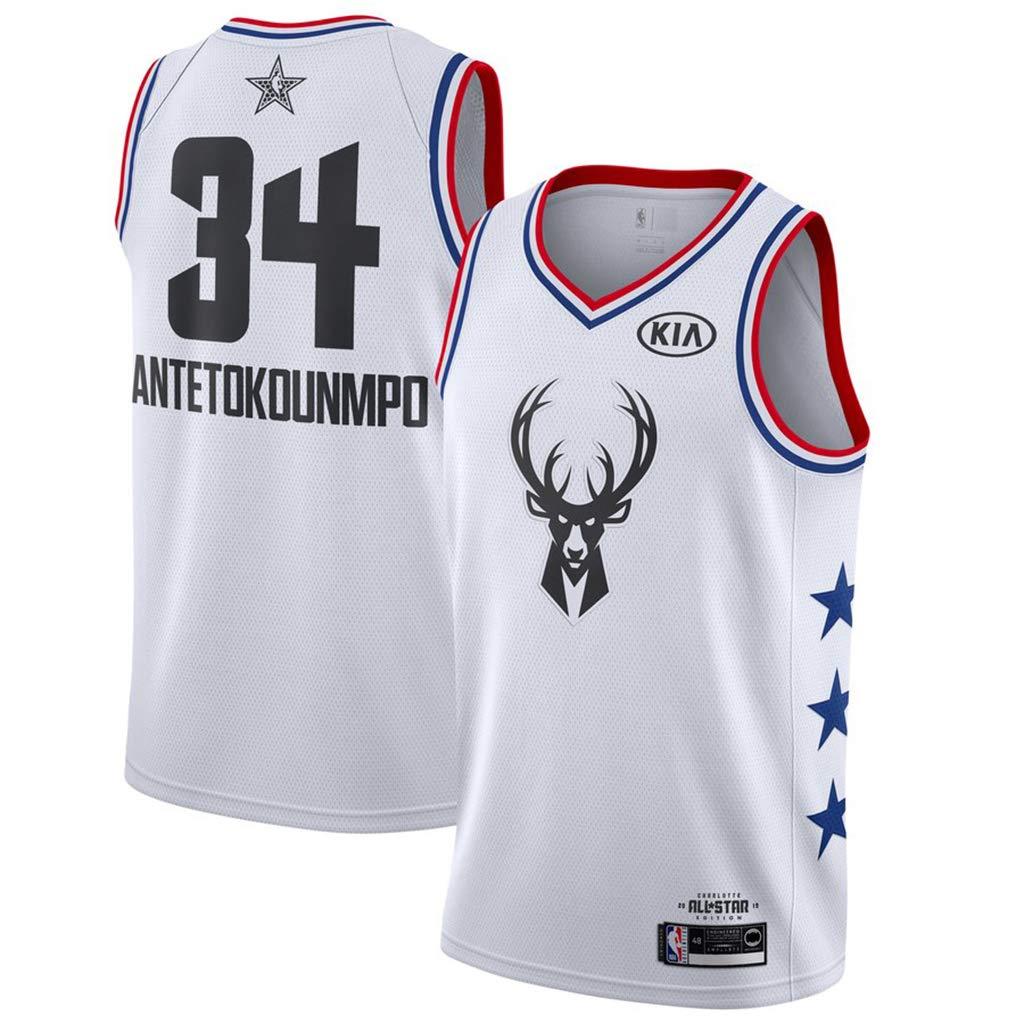 Antetokounmpo Game Milwaukee All-star 2019 com Men's Sports Bucks Giannis Jersey Swingman Nba 34 Outdoors amp; Jordan Amazon Finished|Prime 50 Greatest Moments In Sports Activities History (50