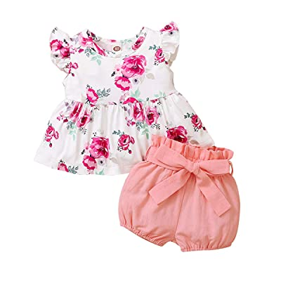 Baby Girl Clothes Infant Girl Clothes Toddler Baby Girl Outfits Romper Bodysuit Jumpsuit Newborn Gifts Clothing Sets 3 PCS