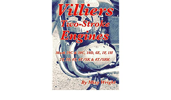 Villiers Two-Stroke Engines: Villiers Two-Stroke Engines, Mark 29C