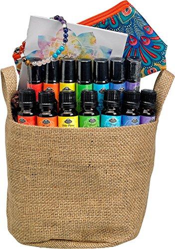 Chakra Healing Gift Basket (Fabulous Gift Basket)