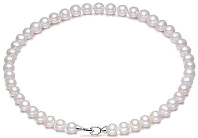 Sterling silber perlenkette
