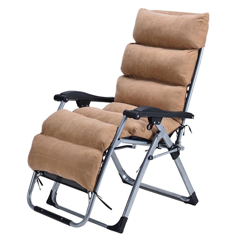 Faltbarer Plattform-Stuhl faltende Sun-Liege stützender entspannender Stuhl entspannender stützender Stuhl Multifunktionsklappstuhl (4 Farben, zum von zu wählen) (Farbe   B) 9ba4a8