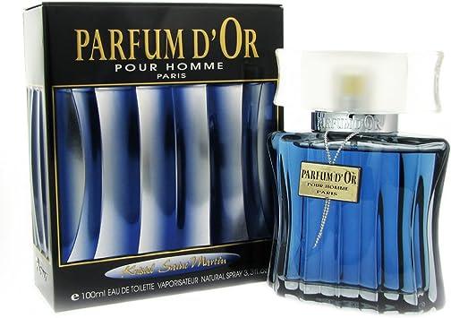 Kristel Saint Martin Parfum D'or Pour Homme Eau De toilette