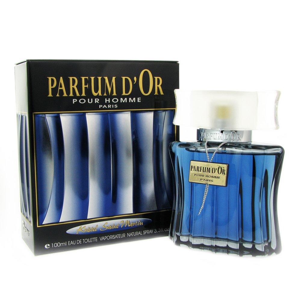 Amazon.com   Kristel Saint Martin Parfum D or Pour Homme Eau De toilette  Spray for Men, 3.3 Ounce   Colognes   Beauty a0a3eab7e8