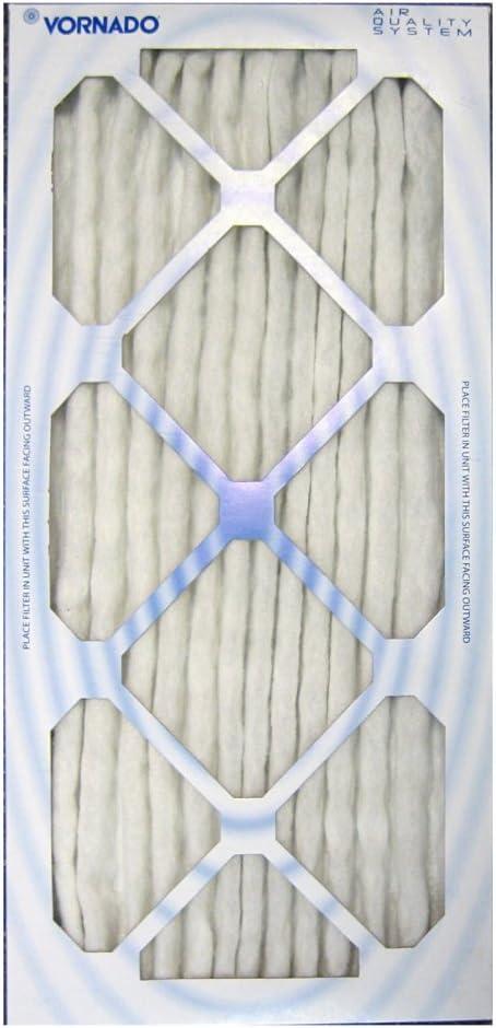Vornado repuesto aqs500 purificador de aire filtros (2-Pack ...