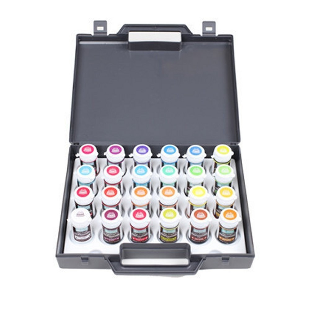 SK Professional Dust Food Color Kit
