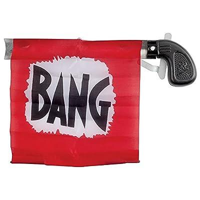 Halloween FX Bang Gun: Toys & Games