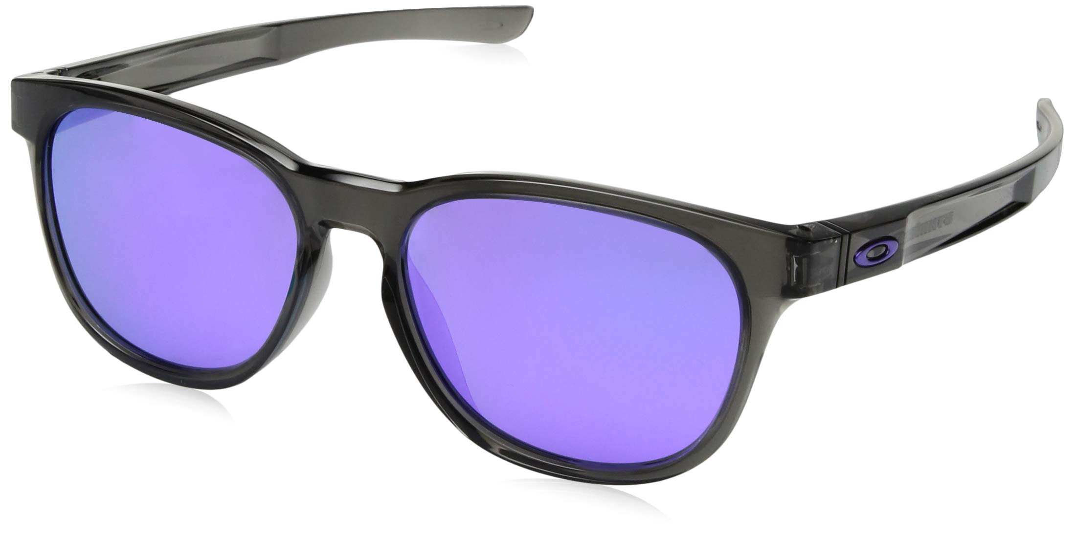 Oakley Stringer Sunglasses Grey Smoke/Violet
