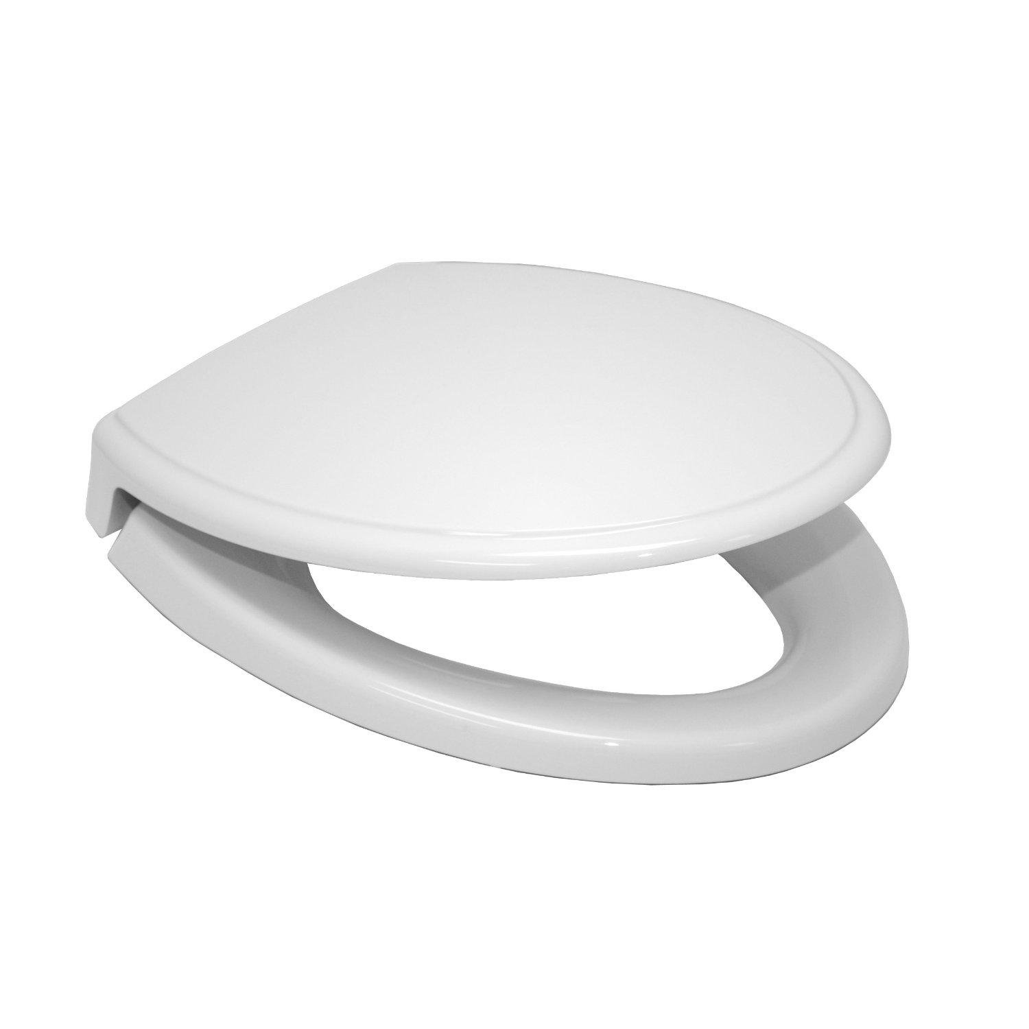 TOTO SS154#11 Traditional SoftClose Elongated Toilet Seat, Colonial White   Self  Closing Elongated Toilet Seat   Amazon.com