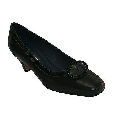 Pomares Vazquez Chaussure de sport talon moyen tige haute avec une frange brun moyen taille 40 gbX1lpR