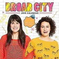2018 Wall Calendar: Broad City
