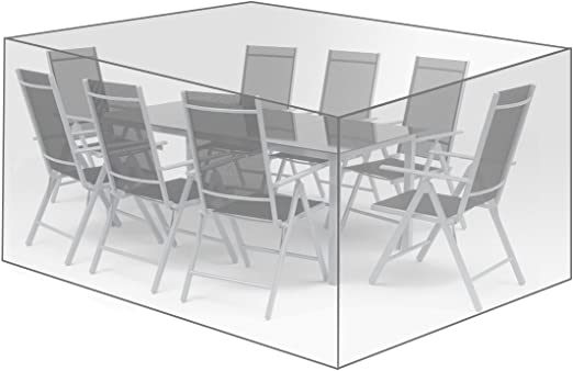 WOLTU Funda para Muebles de Jardín Cubierta Protectora Exterior de ...