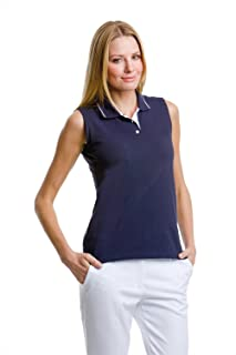 product image for Game Gear Gamegear Proactive Sleeveless Polo Women's