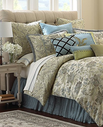 Waterford Bedding, Lindsay Queen Duvet Cover ()