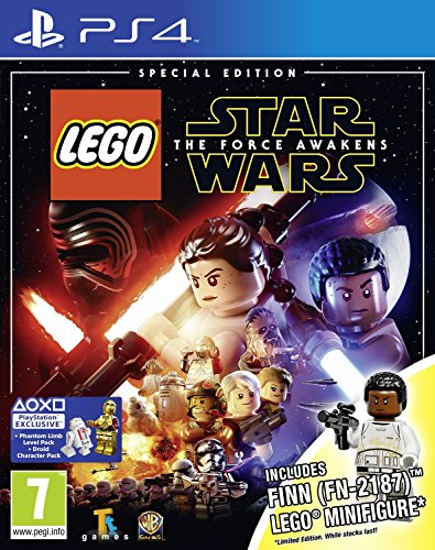 LEGO Star Wars: The Force Awakens Special Edition (PS4)