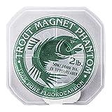 Trout Magnet Phantom 100% Fluorocarbon Fishing Leader Line