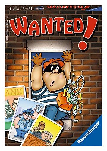 Ravensburger Wanted! Card Game