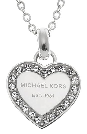 Michael Kors Herz Halskette mkj3970040