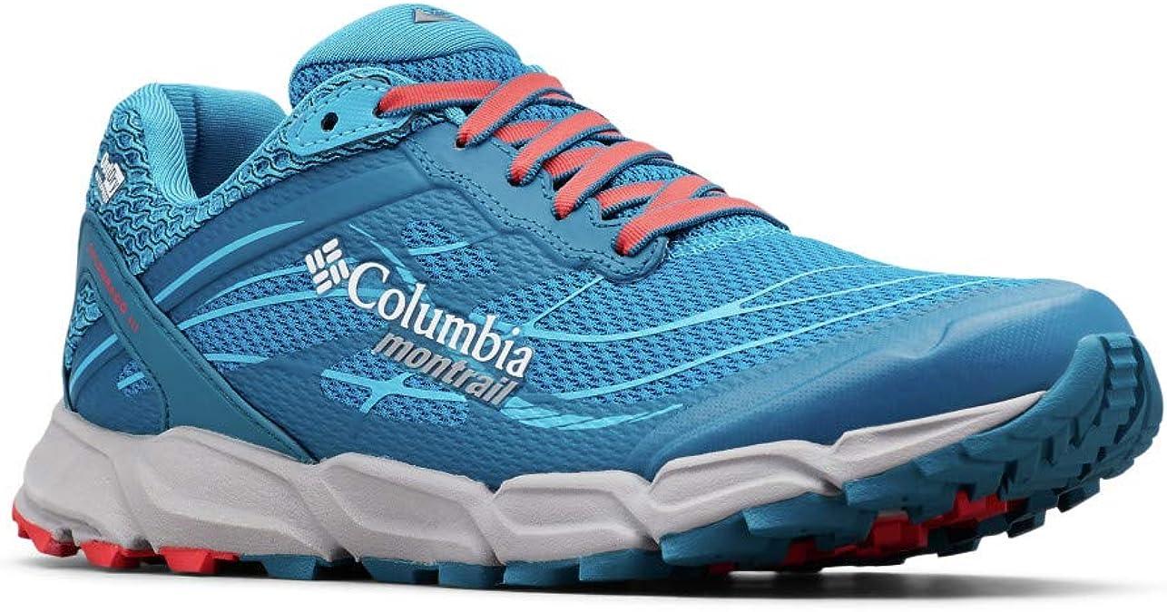 Columbia Caldorado III Outdry, Zapatillas de Running para Asfalto Mujer, 43: Amazon.es: Zapatos y complementos