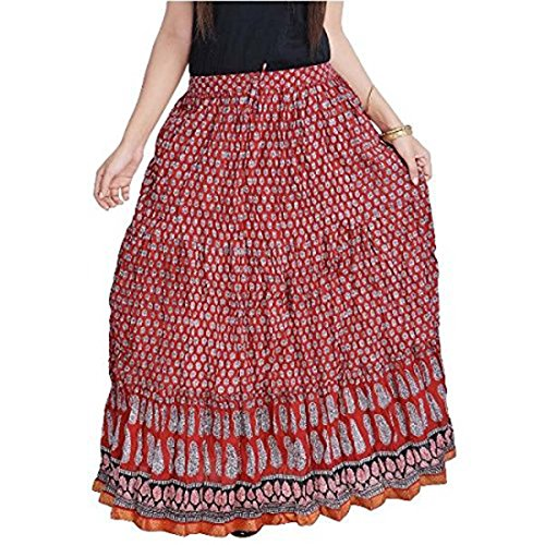 Length Cotton SMSKT579 Women Export Indian Multi Short Skirt Handicrfats CqawxxnXF