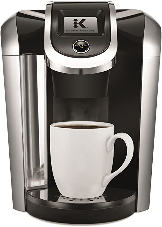 Amazon.com: Cafetera Keurig K55, K475, negro, Negro: Kitchen ...