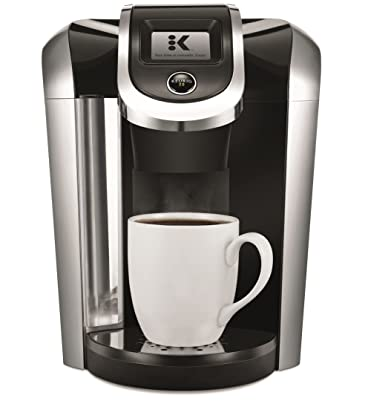 Keurig K475 Single Serve Programmable K- Cup Pod Coffee Maker Review
