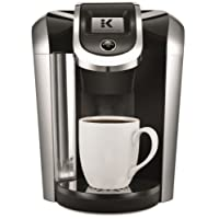 Keurig K475 Single Serve K-Cup Pod Coffee Maker with 12oz Brew Size, Strength Control, and temperature control, Programmable, Black