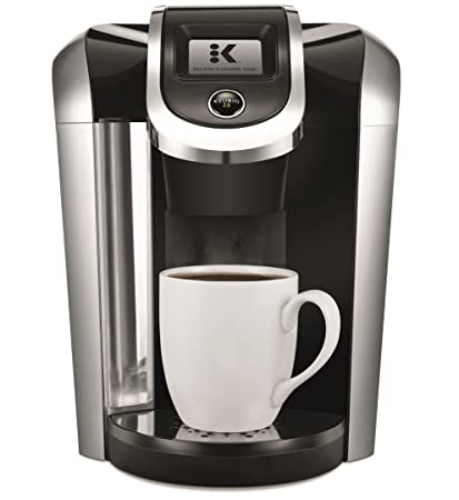 Amazoncom Keurig K475 Single Serve K Cup Pod Coffee Maker With