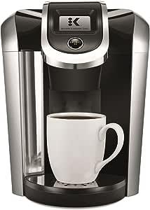 Keurig K475 Coffee Maker, Single Serve K-Cup Pod Coffee Brewer, Programmable Brewer, Black