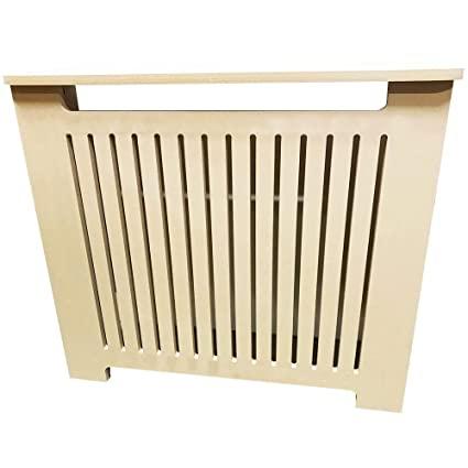 Unfinished MDF Radiator Heater Cover - Choose Your Sizes - Model MD7