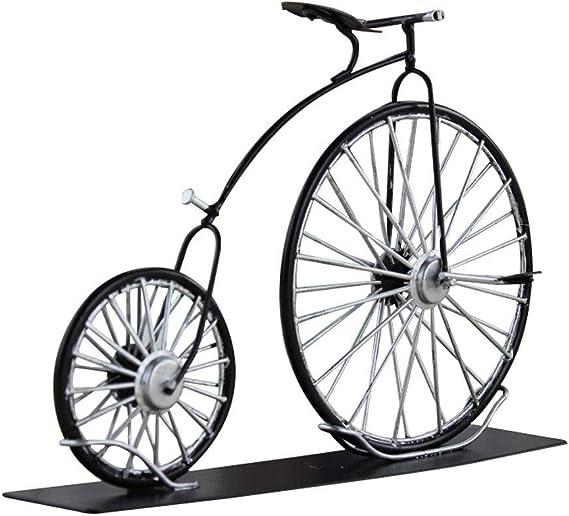 Manualidades de metal, accesorios para modelos de bicicletas personalizados Fotografía de bar Regalo de vacaciones ...