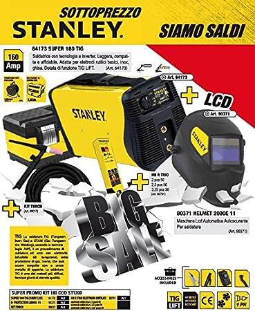 VALIGETTA STANLEY SALDATRICE INVERTER WD160