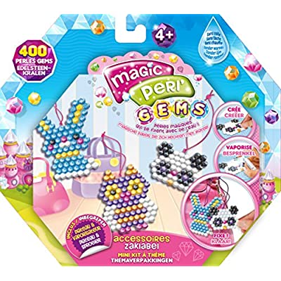 Beados Gems Theme Pack - Bag Tag Fun: Toys & Games