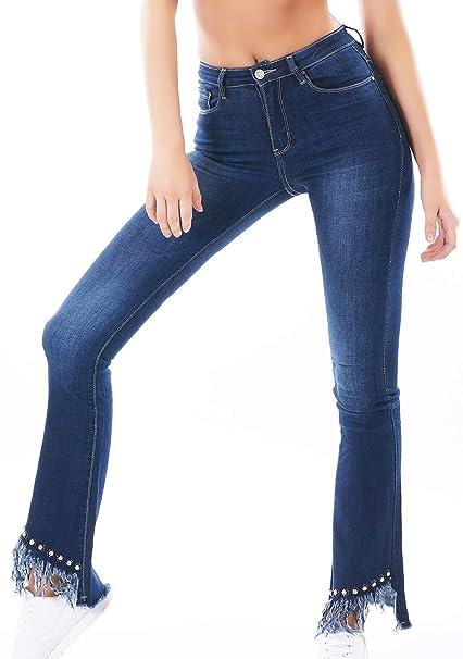 RED SEVENTY Redseventy Jeans - Perlas Decorativas de Cintura ...