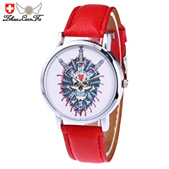 Christmas Gifts For Teenage Girl 2019 Uk.Givekoiu 2019 Mens Watches Sale Clearance Leather Strap
