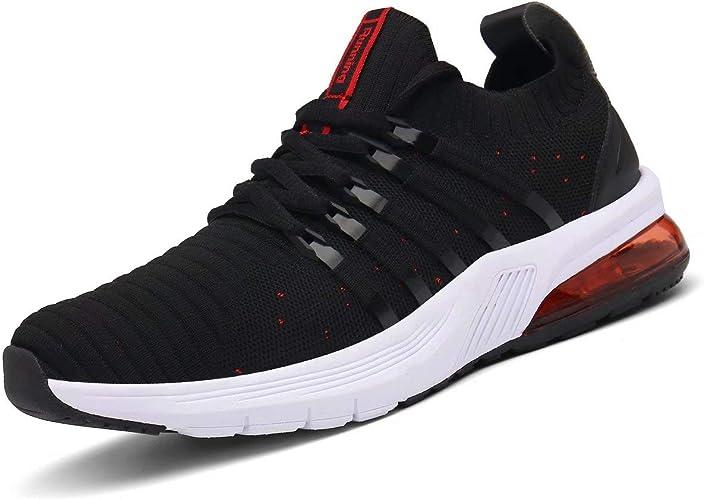 GURGER Zapatillas de Deportivos Mujer Hombre Deportes Zapatillas de Running Asfalto Zapatos para Correr: Amazon.es: Zapatos y complementos