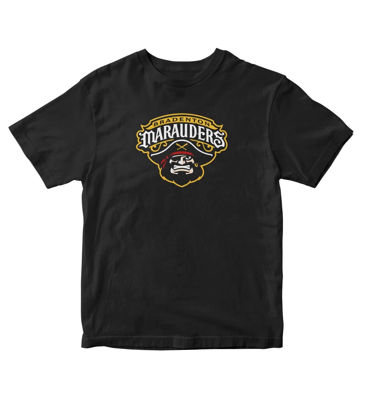 Tjsports Bradenton Marauders Baseball Black Shirt S