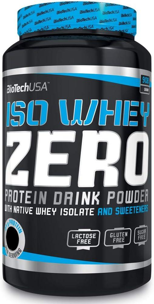 Biotech USA Iso Whey Zero, Cookie Cream - 908 g