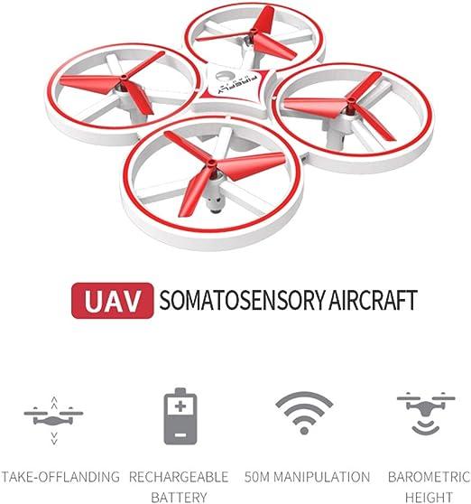 Daxoon - Juguete Volador, Mando a Distancia de inducción, Aviones ...