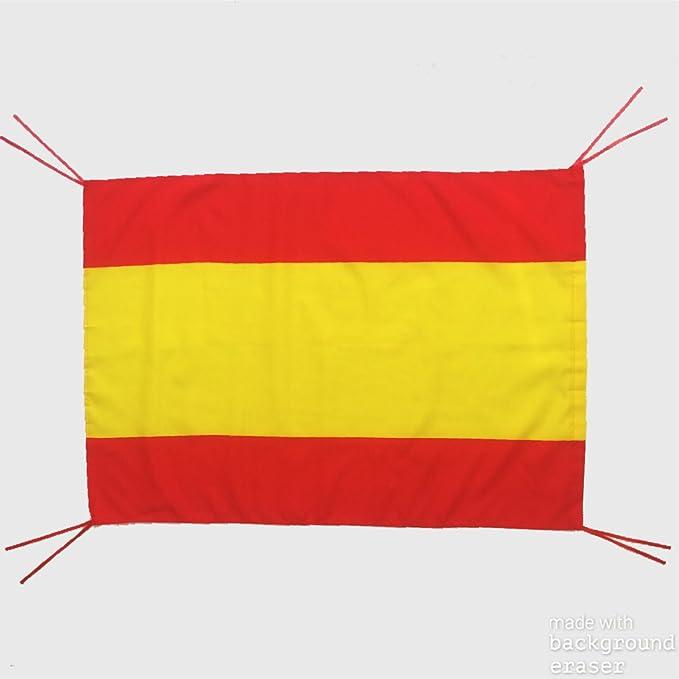 Set de 2 Banderas de España con llavero de regalo   1 Bandera de ...