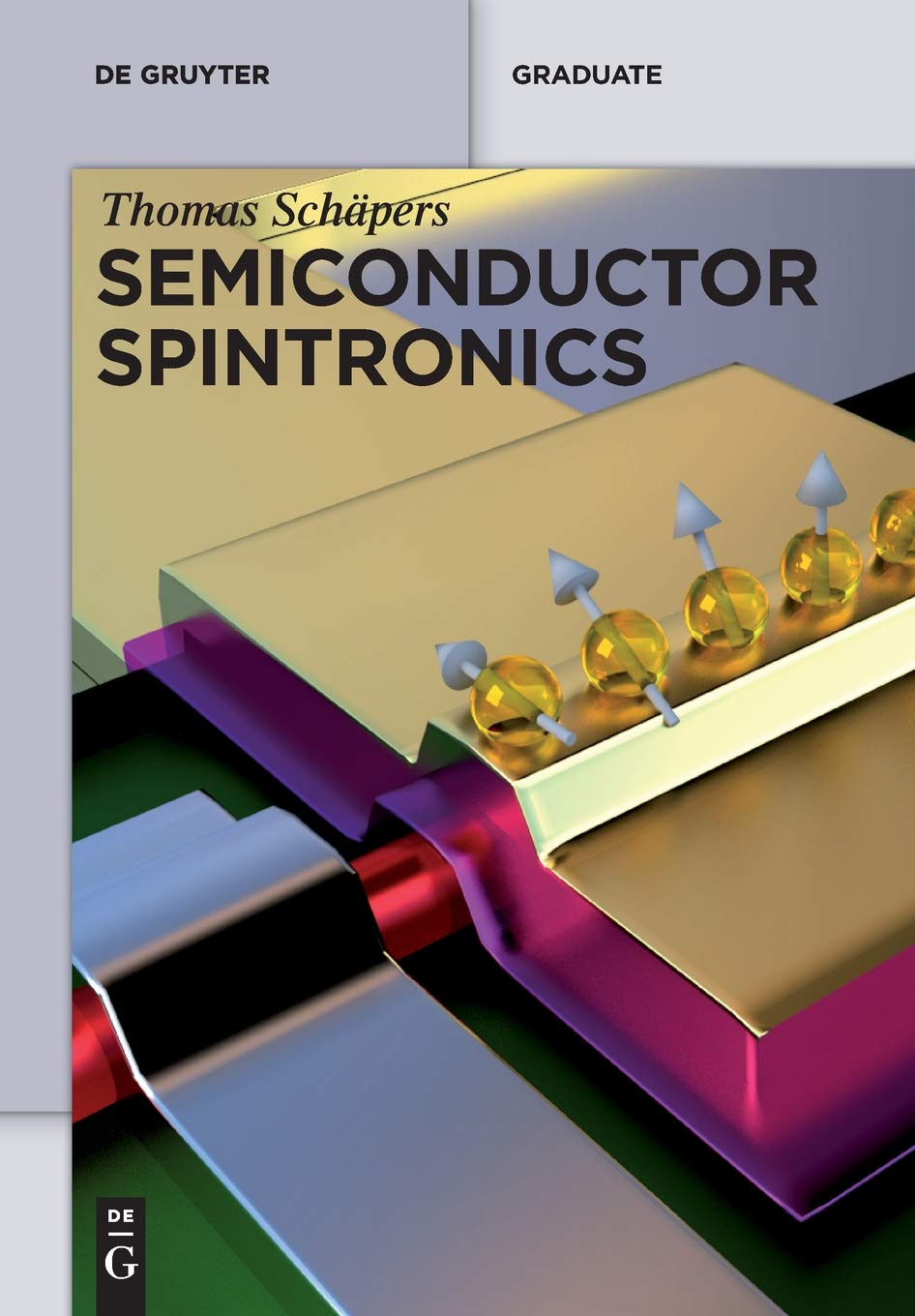 Semiconductor Spintronics  De Gruyter Textbook