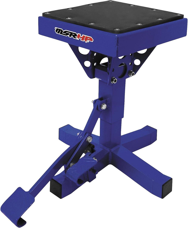 MSR MSRHP Adjustable Pro Lift Stand Aluminum Blue
