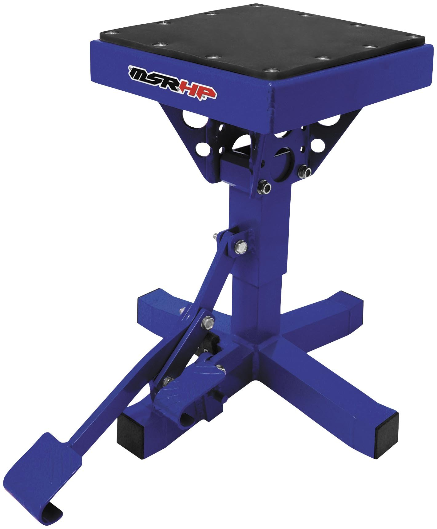 Motorsport Products P-12 Lift Stand - Blue