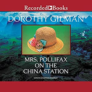 Mrs. Pollifax on the China Station Audiobook