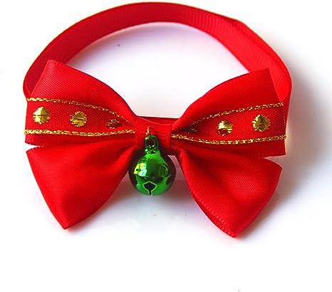 Da.Wa - Corbata de lazo para mascotas, cuello y cuello, accesorio ...